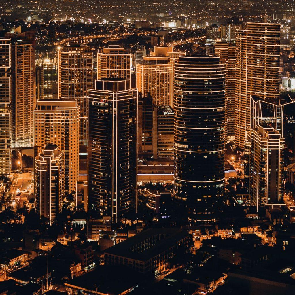 Ciudades y datos by Gellidon, unsplash